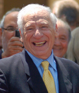 Happy Birthday Mel Brooks Actor Comedian Movies Spaceballs Robinhood MelBrooks