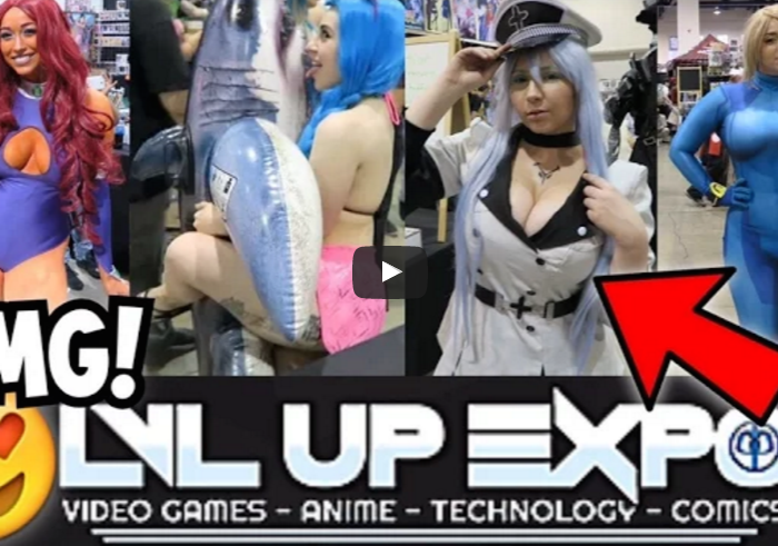 LVL UP EXPO - Las Vegas 2016