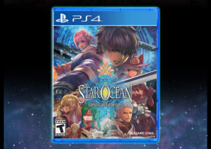 starocean integrity and faithlessness ps4 video game squareenix