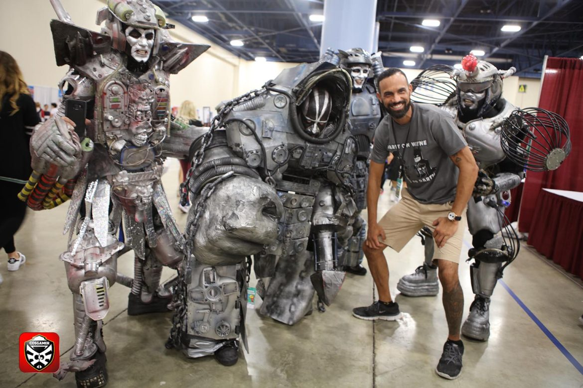 Supercon 2016 The Killer Robots Crash and Burn samsung gear 360
