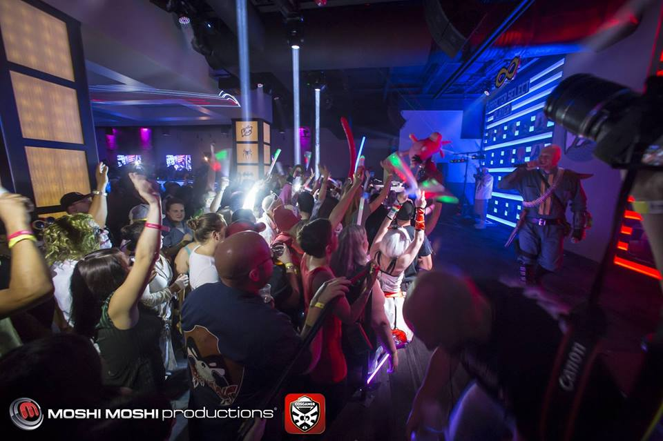 Moshi Moshi Productions Versus 2016 Megacon afterparty cosgamer cosgamers orlando florida cosplay party night clucb 41