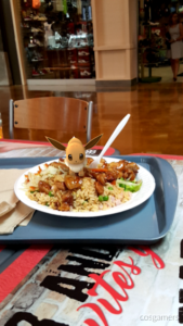 PokemonGo Pokemon CosGamer CosGamers gotta catch em all nintendo Sushi food Eevee Dolphinmall