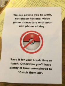PokemonGo Pokemon CosGamer CosGamers gotta catch em all nintendo Cease and Desist Letter Boss Fired  VideoGames