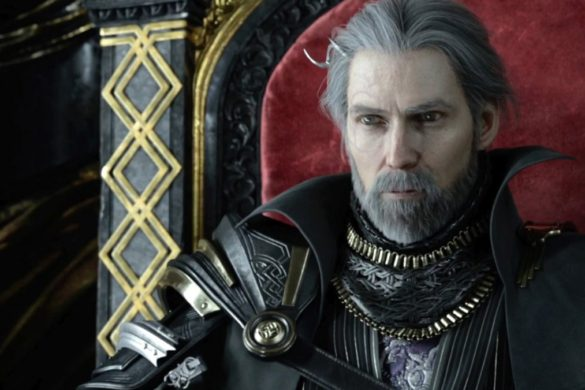 Final Fantasy XV Kings Glaive Official Trailer