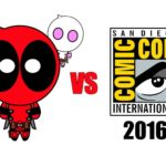 D Piddy SDCC San Diego Comicon 2016 CosGamer Cosplay Video