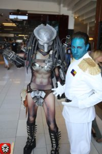 10 Lady Predator 1 NikkiSteelCosplay CosGamer San Diego ComiCon SDCC2016