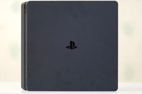 PS4 Slim CosGamer Kotaku Playstation 4 Slim Sony