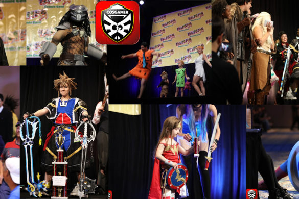 Tampa Bay Comic Con 2016 Costume Cosplay Competition CosGamers TBCC TBCC2016