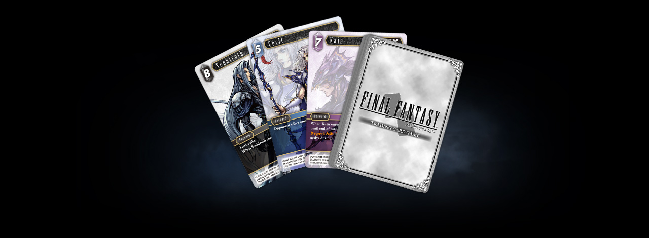 Final Fantasy Trading Card Game Tutorial