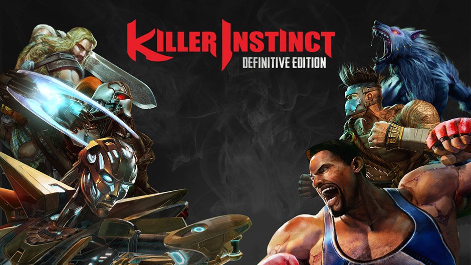 Killer Instinct Definitive Edition Shadow Lord Xbox One S CosGamer