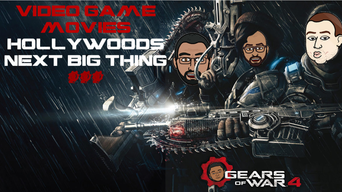 3 Men and a Baby Face Gaming Podcast episode 6