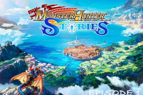 monster-hunter-stories-anime episode 1 cosgamer