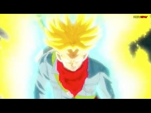 Legendary Super Saiyan Trunks God
