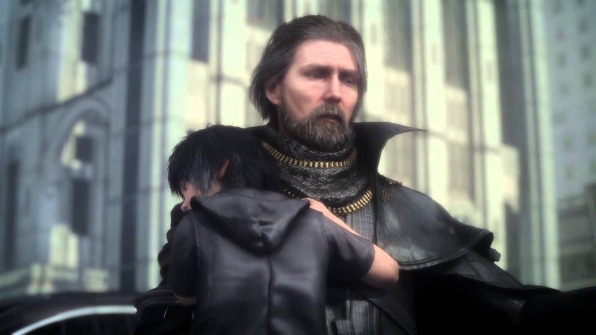Final Fantasy XV Omen Trailer King Regis