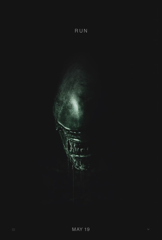 Alien: Covenant is an upcoming science-fiction horror film directed by Ridley Scott and written by Michael Green