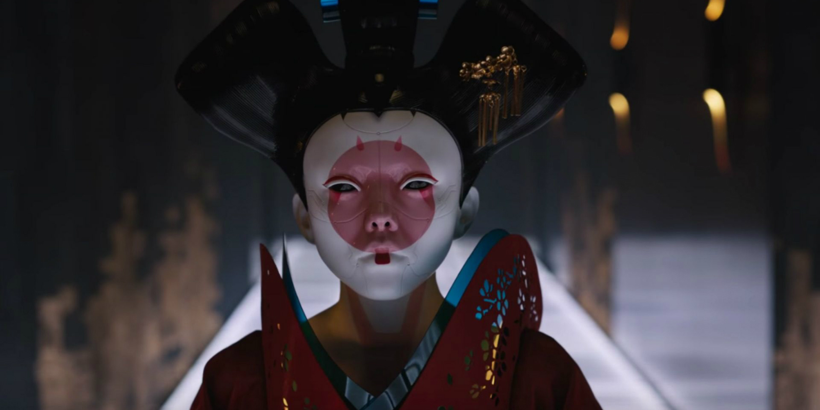 Ghost In The Shell Film Review Hunter And Bligh