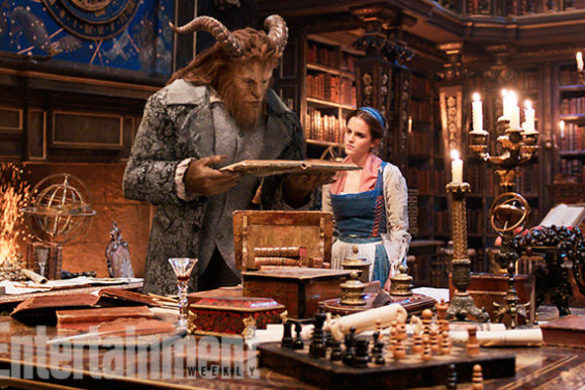 Beauty and the Beast 2017 Live movie Emma Watson CosGamer Cosplay