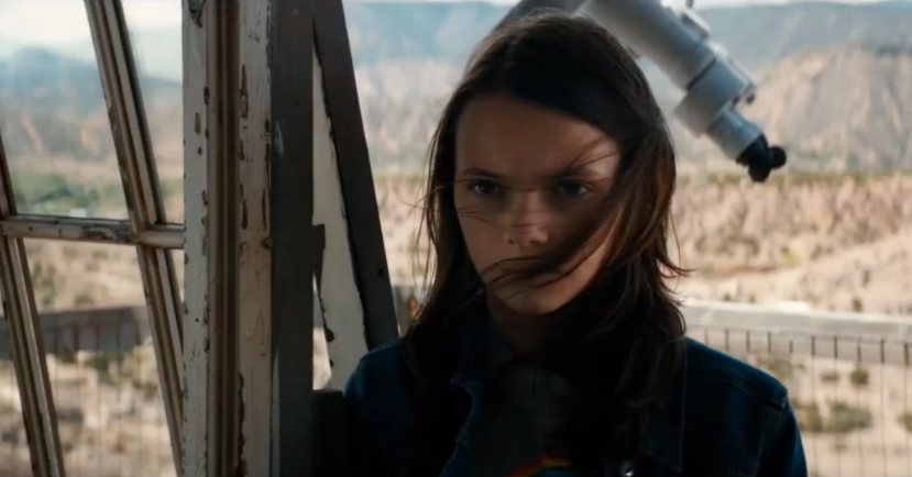 Logan X-23 movie trailer 2017